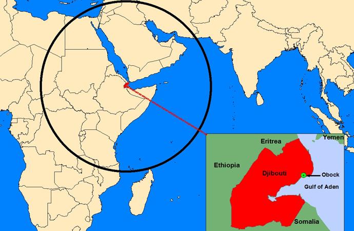 Cibuti üzerinde ABD-Çin çekişmesi