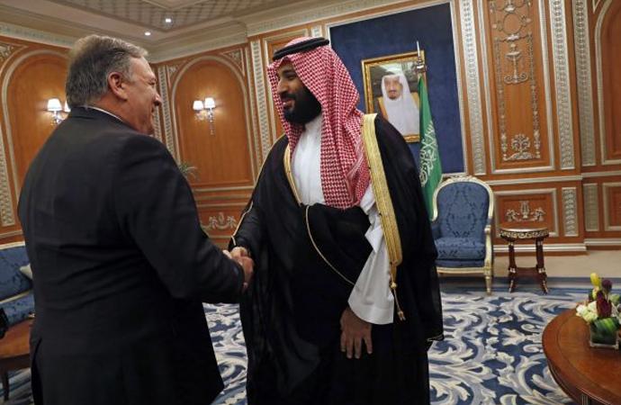 Suudilerden ABD'ye 100 milyon dolar ödeme