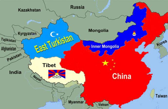 Çin şimdi de Uygur çocukları zorla alıkoyuyor