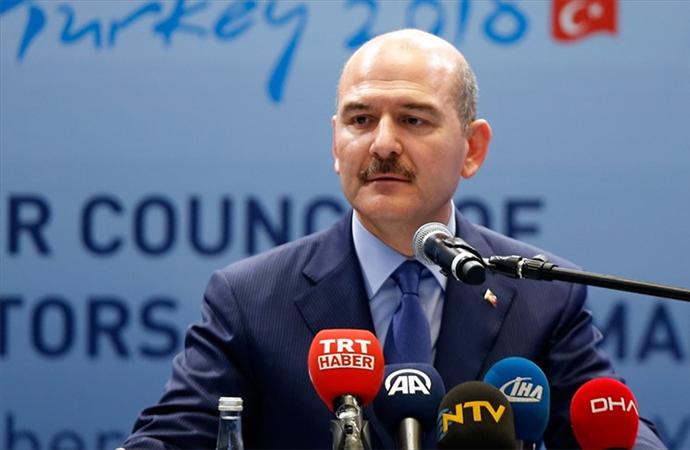 İçişleri Bakanı Soylu:21. yüzyılın yükselen trendi terördür!