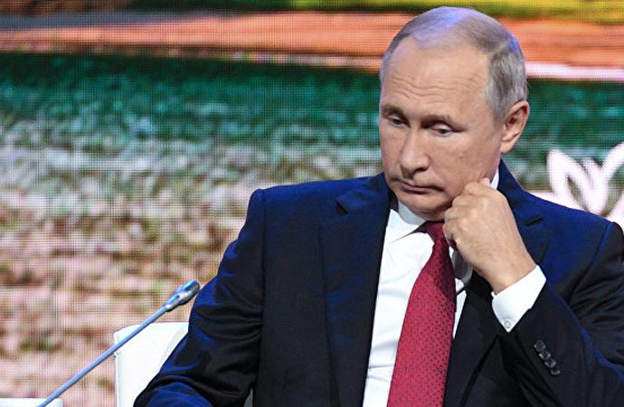 Halil Berktay'ın 'Pinokyo ödülleri'nde 3. sıra Putin ve şürekâsının