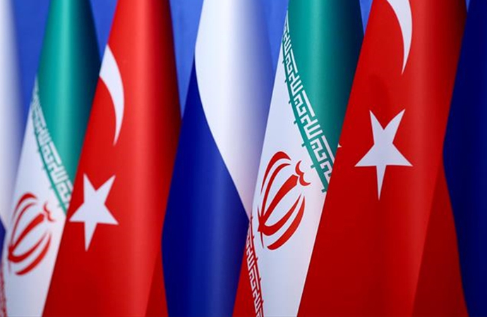 'Suriye anayasa komitesi' için 3 ülke anlaştı
