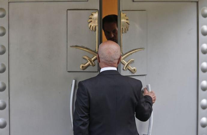 İsmail Hakkı Pekin: 'ABD bütün elçilikleri, konsoloslukları dinler'