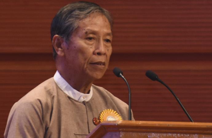 Kyaw Win: Bazı ülkeler çıkarlarını insani değerlerin üstünde tutuyor!