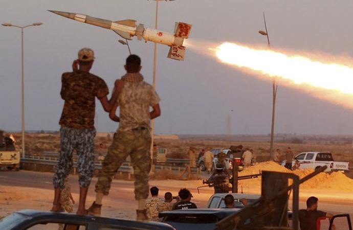 Libya'nın 5 milyar doları savaş baronlarına gitti