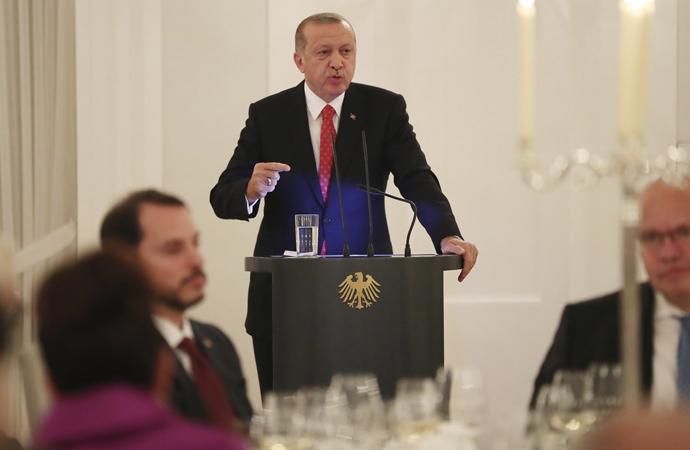 Alman İş Dünyasının Türkiye'ye 5 Şartı