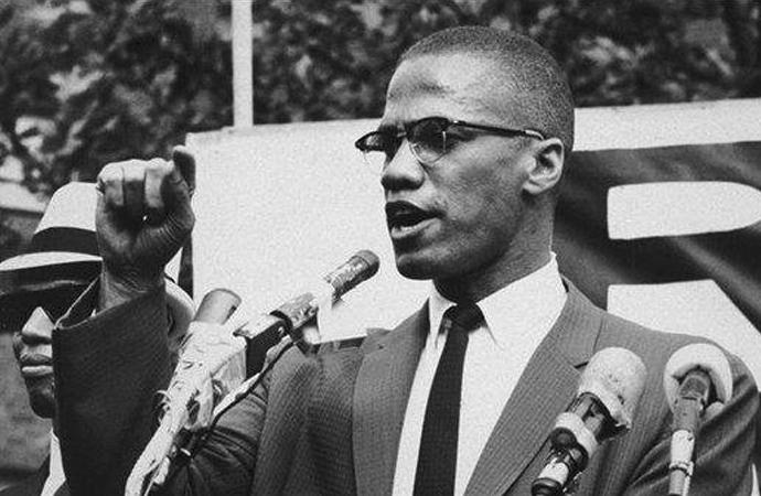 Ankara'da bir caddeye Malcolm X adı verilecek