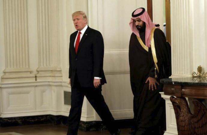 Prens Selman: 'Trump'la çalışmayı seviyorum'