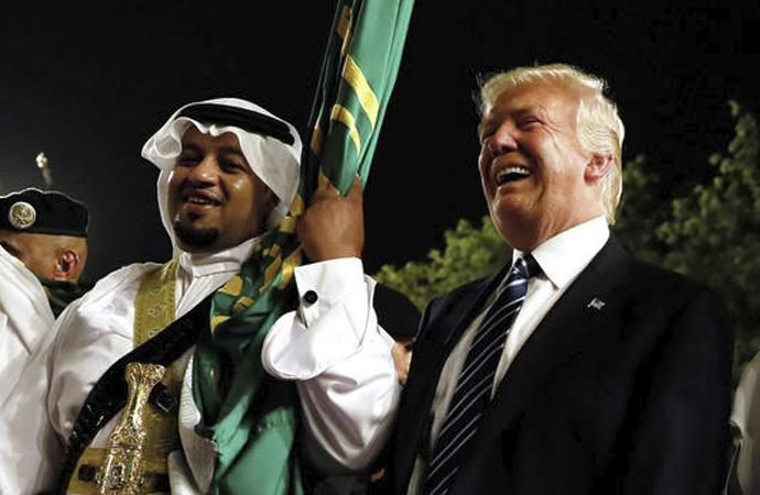 Trump, 3 ülkenin ABD'ye ödeme yapması gerektiğini söyledi