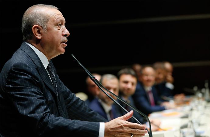 Erdoğan'ın McKinsey kararı