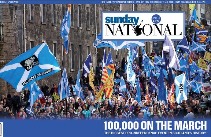 İskoçya İngiltere'den bağımsızlığını istiyor