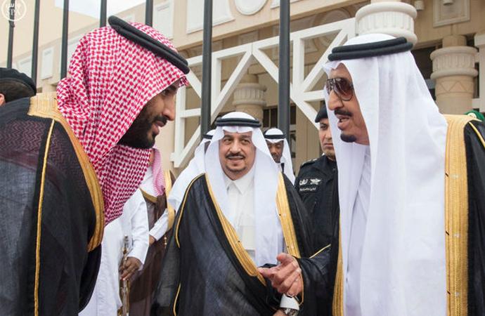 Nedret Ersanel: 'Belli ki, Riyad'dan içeri bir Riyad var'