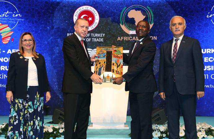 Türkiye-Afrika iş forumunda 'Küreselleşme' eleştirisi