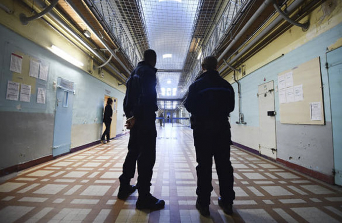 Fransız hapishanelerindeki Müslüman sayısı