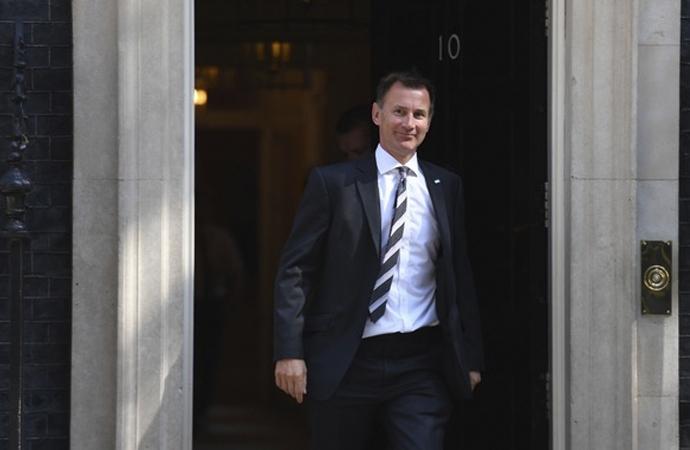 İngiltere Dışişleri Bakanı da bugün gidiyor