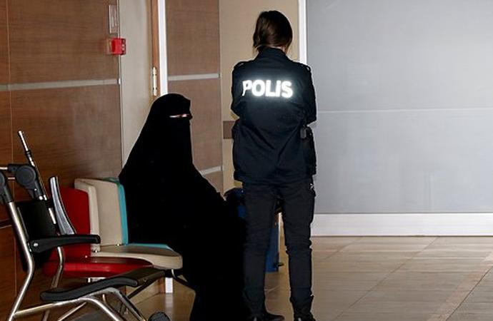 Emine Şahin neden tutuklandı?