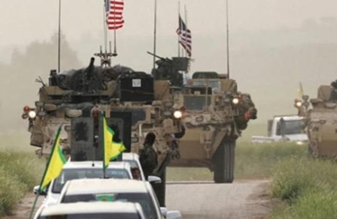 PKK Sincar'a kayıyor, ABD 5 kamp kurdu