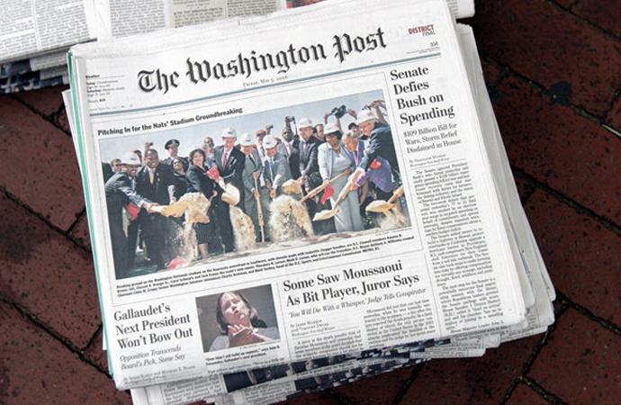 Washington Post, Suudi yönetimini sıkıştırmaya devam ediyor