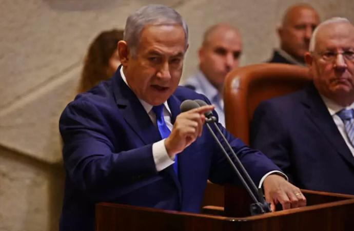 Netanyahu: 'Gazze'de krizi önlemek için her şeyi yapıyorum'
