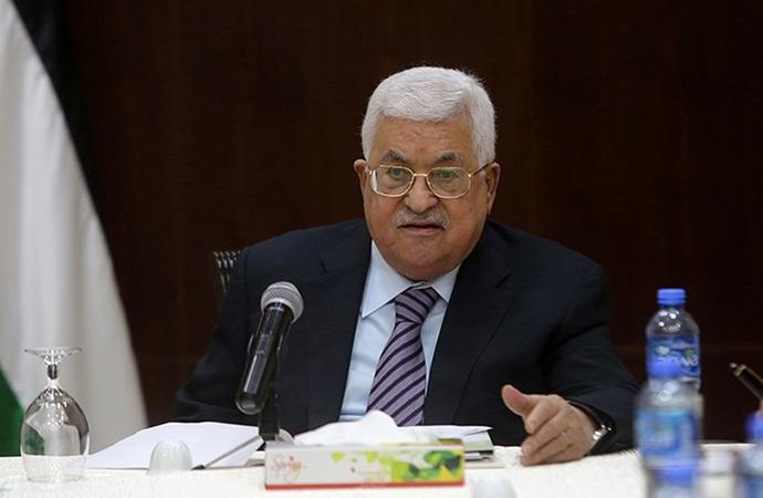 Filistin yönetimini olağanüstü toplantıya çağırdı