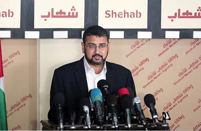 Hamas sözcüsü: İsrail'e ciddi bir ders verdik