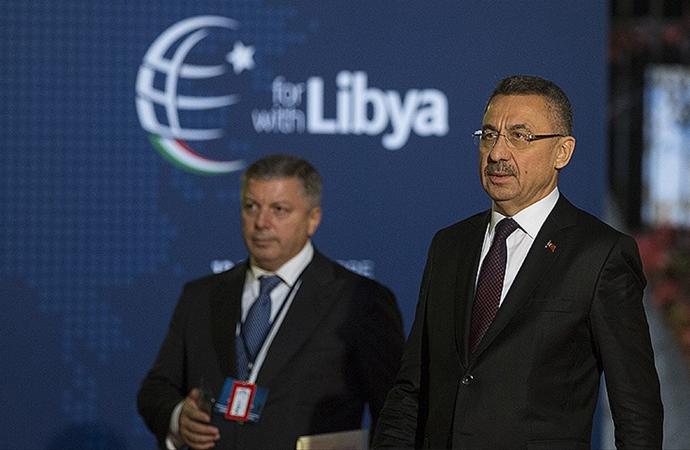 Türkiye, İtalya'daki Libya Konferansı'ndan çekildi