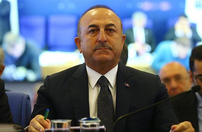 Çavuşoğlu, 'Muasır Medeniyet' hedefini savundu