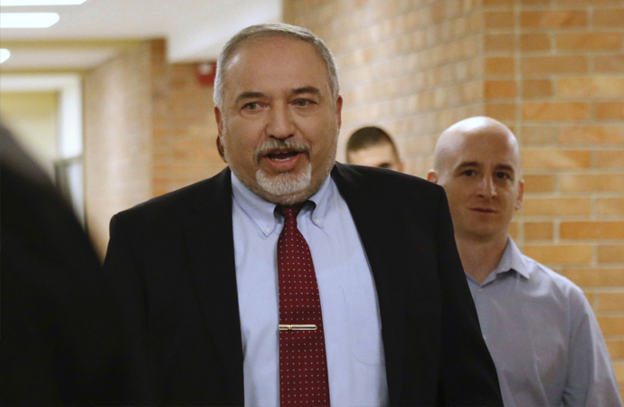 Kırılgan İsrail hükümetine sert darbe