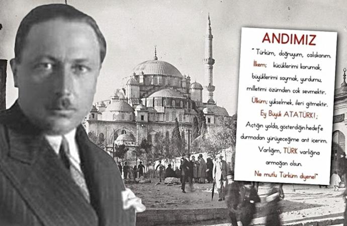 Kemalistlerin Andı, Bizimse Akidemiz Var!