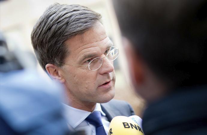Hollanda Başbakanı Rutte: Avrupa, ABD olmadan kendini savunamaz
