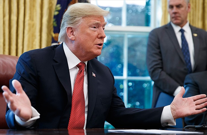 Trump: 'Suudiler bana ihanet etmedi'