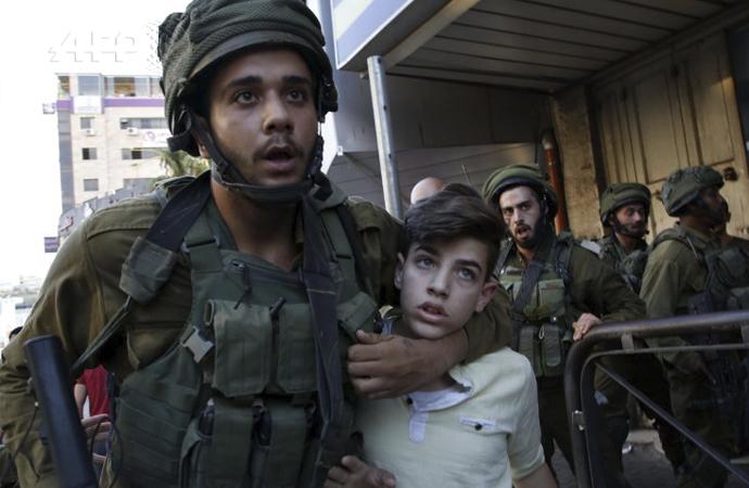 İsrail bu yıl 52 Filistinli çocuğu şehit etti
