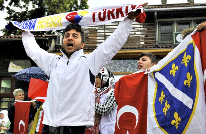 Türkiye'nin Bosna ilgisine Almanya'da rahatsızlık