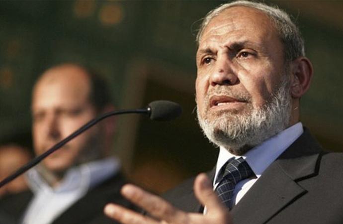 Hamas heyeti bazı ziyaretler için Gazze'den ayrıldı