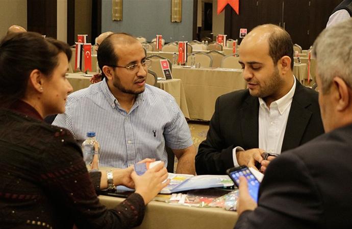 Savaştan zarar gören Yemen sermayesi Türkiye'yi inceliyor