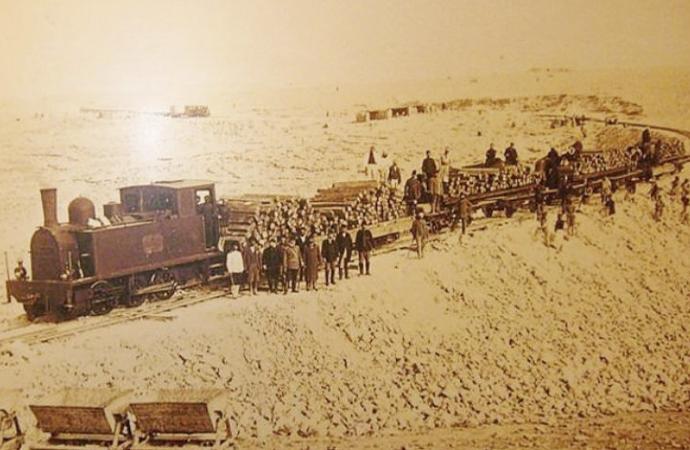 Hicaz demiryolu Hilafet devletinin vilayetlerini bağlıyordu