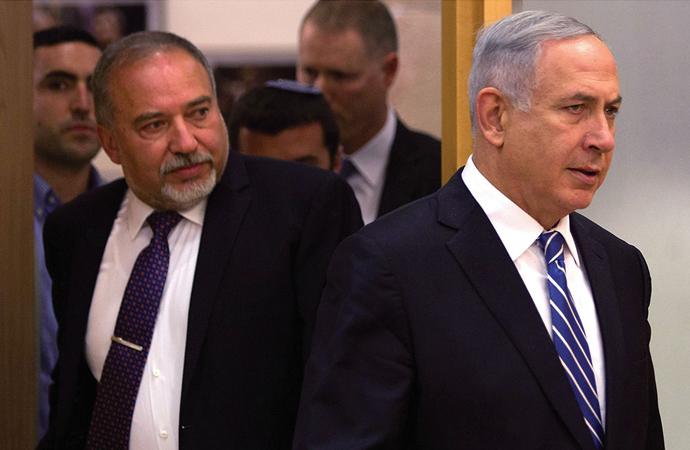 İsrail'de 'ateşkes' tartışması sürüyor