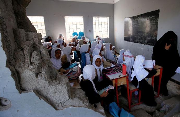 Yemen'de büyük bir dram yaşanıyor