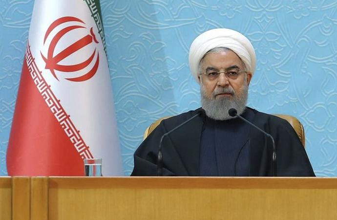 Ruhani: Suudi Arabistan'ı savunuruz, para da istemeyiz