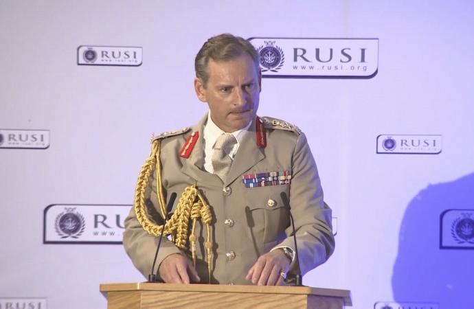 İngiltere Genelkurmay Başkanı: Rusya Deaş'tan daha tehlikeli