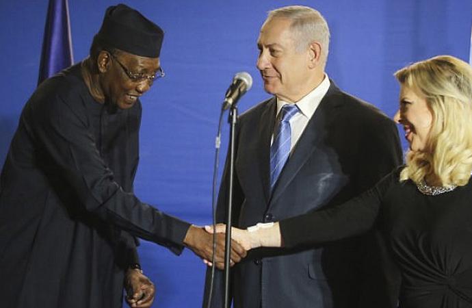 Çad Cumhurbaşkanı herkesi İsrail'le ittifaka çağırdı