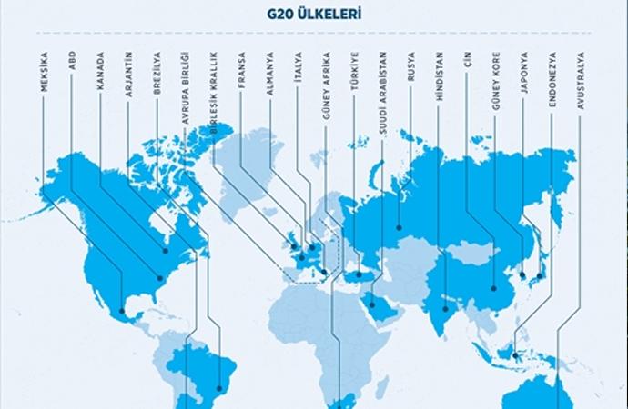 G20'de 'Korumacılığa' karşı 'Küreselleşme' vurgusu