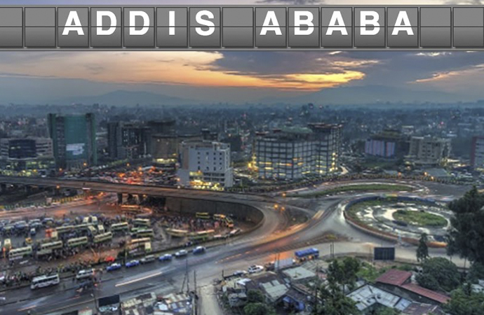 'Entegre olmuş Afrika' için Etiyopya kapıları açtı