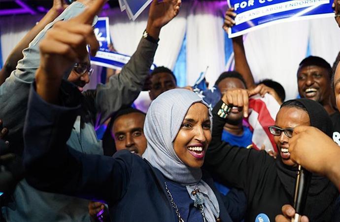 ABD Meclisinde 'Müslümanlar' da var artık!