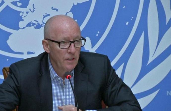 BM Ortadoğu Barış Koordinatörü Yardımcısı Gazze'de