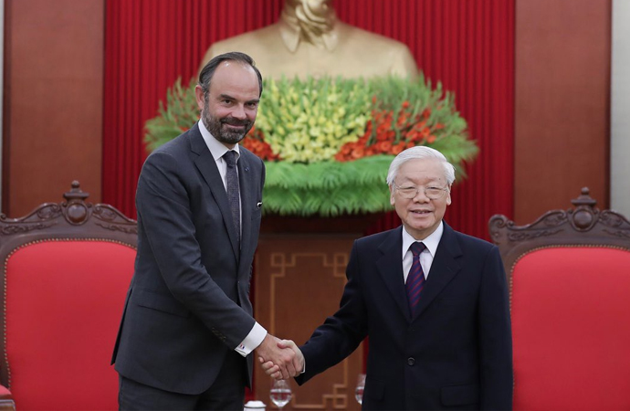 Fransa'dan Vietnam'a büyük satış
