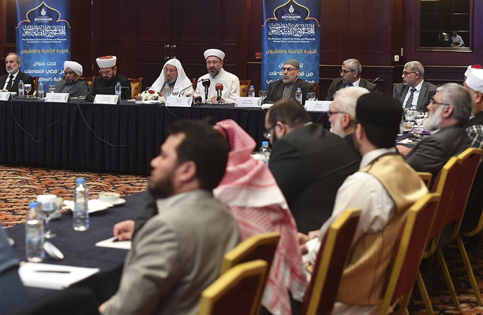 Avrupa Fetva Meclisi toplandı