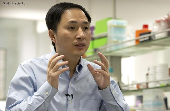 Çin'de ikiz bebeklerin genetikleri değiştirildi iddiası
