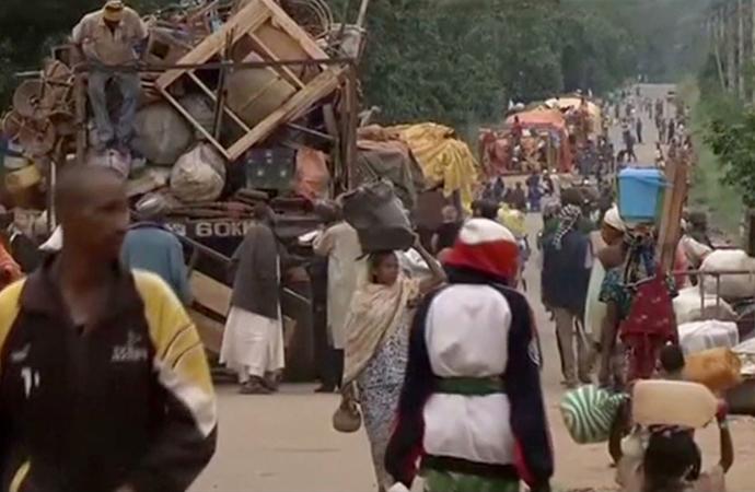 Orta Afrika Cumhuriyetinde iç savaşın kronolojisi