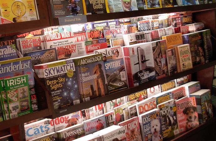 Çıkarı olan mı dergi çıkarır?